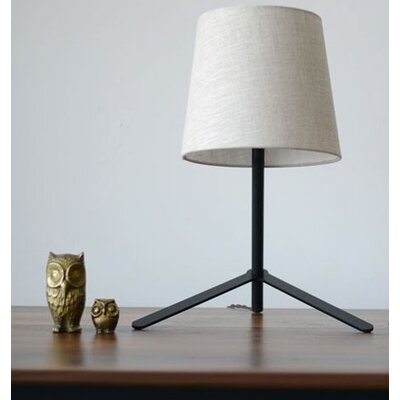 "Misewell Tokyo II 18"" H Table Lamp with Empire Shade"