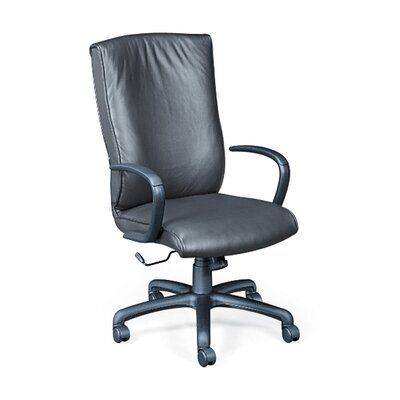 Paoli Maxim High-Back Tilt Swivel Executive Chair
