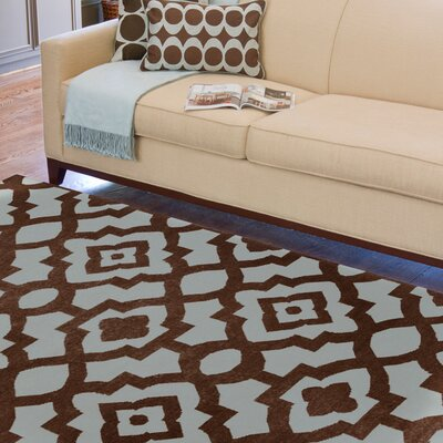 Candice Olson Rugs Market Place Blue Rug
