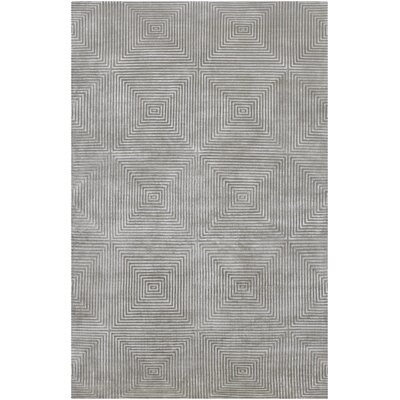 Candice Olson Rugs Luminous Blue Gray Rug