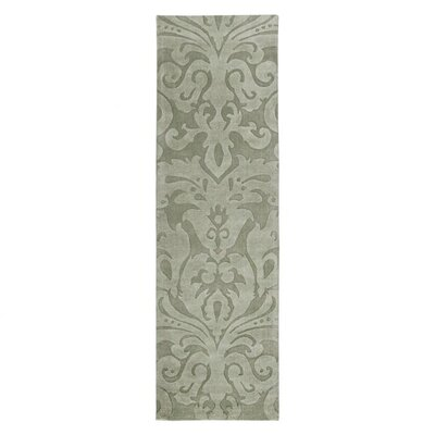 Sculpture Square Silver Sage Rug