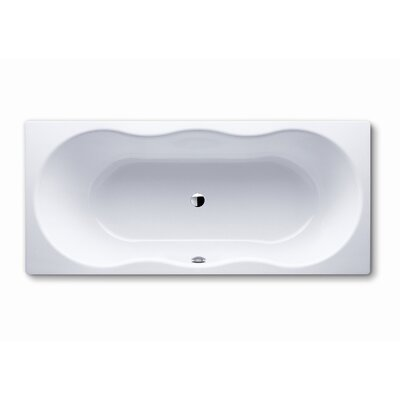 "Kaldewei Novola Duo 71"" x 31.5"" Bath Tub in White"