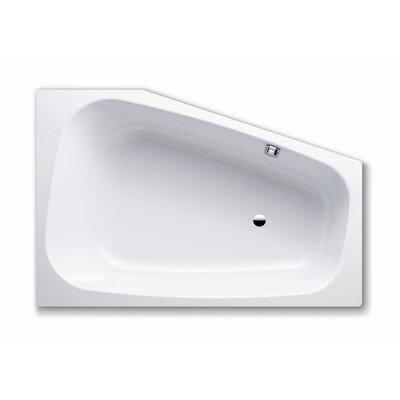 "Kaldewei Grando Duo 71"" x 47"" Left Bathtub"