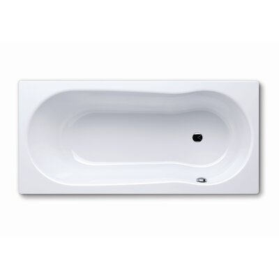 "Kaldewei Novola 67"" x 32"" Set Bathtub"