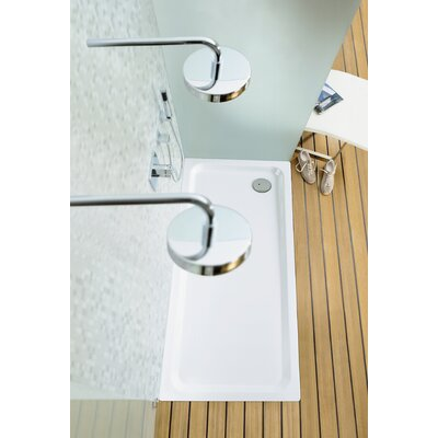 "Kaldewei Duschplan XXL 29.5"" x 67"" Shower Tray in White"