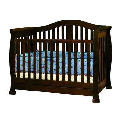 Athena Spring 3-in-1 Convertible Crib
