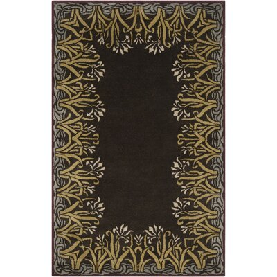 Smithsonian Brown Rug