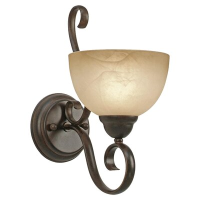 Golden Lighting Riverton 1 Light Wall Sconce