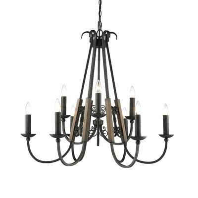 Moreno 9 Light Candle Chandelier