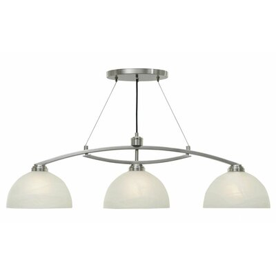 Accurian 3 Light Kitchen Island Pendant