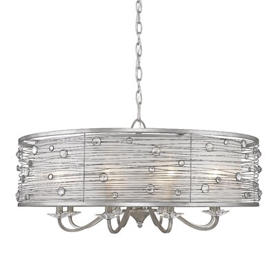 Joia 8 Light Chandelier