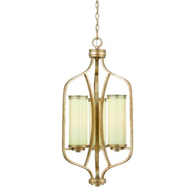 Triarch Lighting Il Maestro 3 Light Foyer Pendant