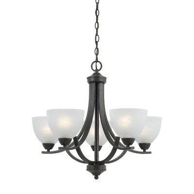 Value Series 280 5 Light Chandelier