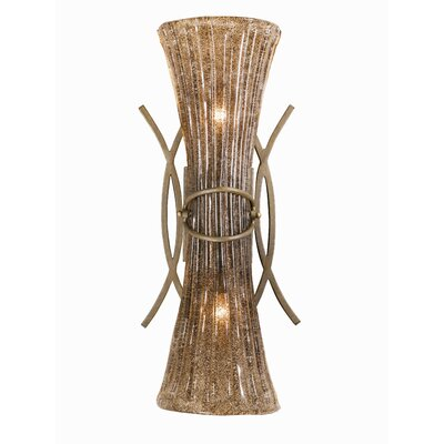 Triarch Lighting Bali 2 Light Wall Sconce