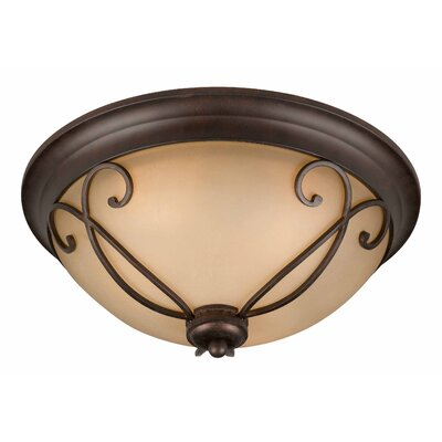 Triarch Lighting Corsica Flush Mount