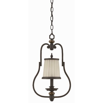 Connecticut 1 Light Mini Pendant