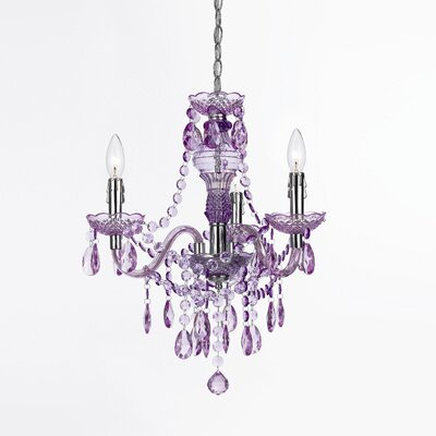 angelo:HOME 3 Light Mini Chandelier
