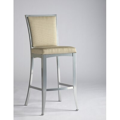 "Michael Payne Manhattan 26"" Bar Stool with Cushion"