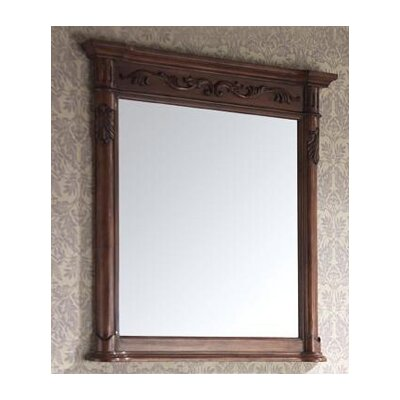 "Avanity Provence 37"" Bathroom Vanity in Distressed Antique Cherry"