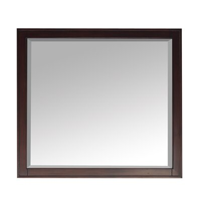 Avanity Madison Mirror in Tobacco