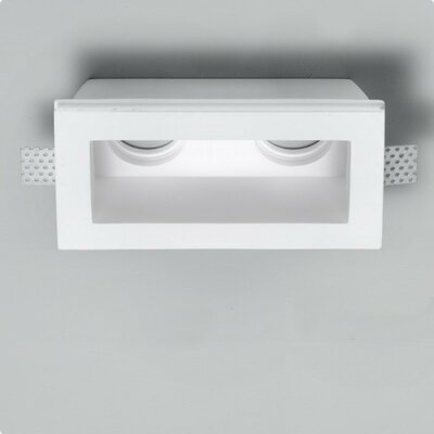 Zaneen Lighting Invisibli Fixed LED Recessed Trim