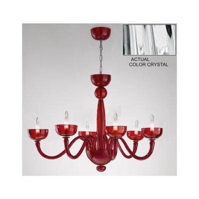 Zaneen Lighting Uffizi Chandelier