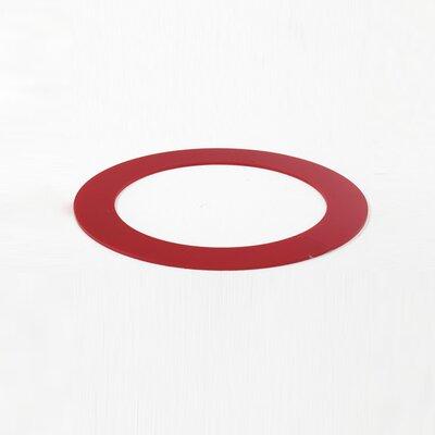 Zaneen Lighting Spool Acrylic Ring Insert Accessory in Green