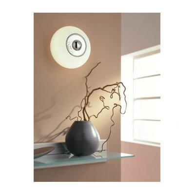 Zaneen Lighting Blow 1 Light Wall Sconce