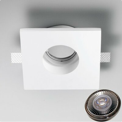 Zaneen Lighting Invisibili Recessed Adjustable LED SpotLight