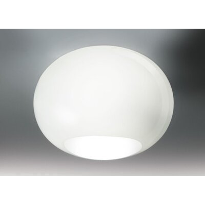 Zaneen Lighting Inoxx 2 Light Flush Mount