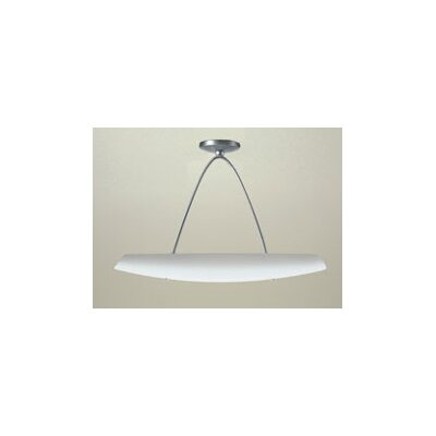 Zaneen Lighting Zenith Pendant in White