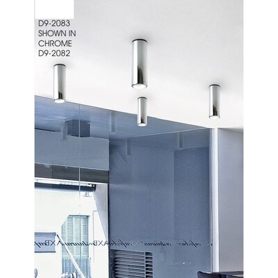 Zaneen Lighting Kronn Flush Mount