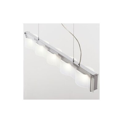 Zaneen Lighting Internos 5 Light Pendant