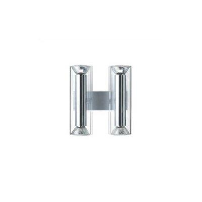 Zaneen Lighting TU-B Dual Vertical 4 Light Wall Sconce
