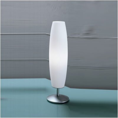 "Zaneen Lighting Zenith 25"" Table Lamp in White"
