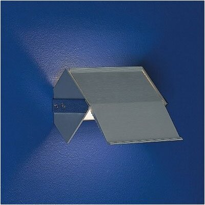 Zaneen Lighting Loft 1 Light Contemporary Wall Sconce