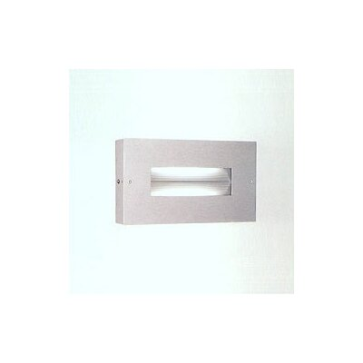 Zaneen Lighting Finestra Contemporary Rectangle 2 Light Wall Sconce