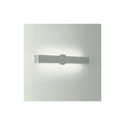 "Zaneen Lighting Parallel F 35"" Contemporary 1 Light Wall Sconce"