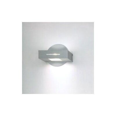 Zaneen Lighting Wall Bloc Horizontal Contemporary 1 Light Wall Sconce