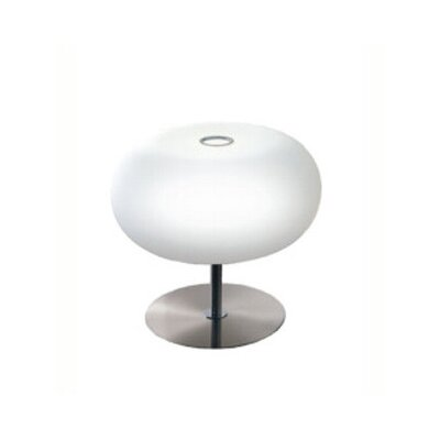 Zaneen Lighting Blow Table Lamp in Nickel