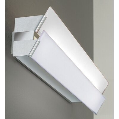 Zaneen Lighting Duplex 1 Light Wall Sconce Strip Light
