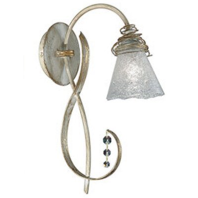 Zaneen Lighting Siberia 1 Light Wall Sconce
