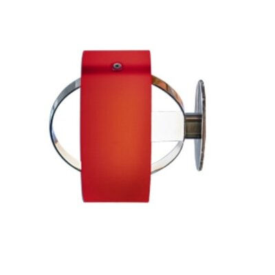 Zaneen Lighting Ring 1 Light Wall Sconce