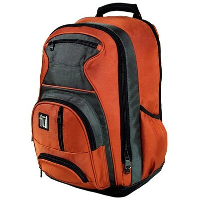 FUL Free Fall'n Backpack in Heat Wave Orange