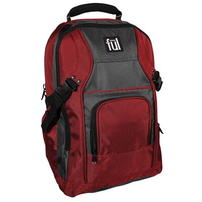 FUL Heart Breaker Backpack in Red
