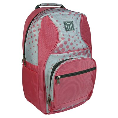 Superstition Backpack in Pink with Dots
