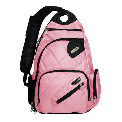 FUL Brickhouse Sling Pack in Pink