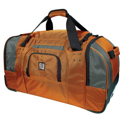 FUL 26&quot; Locomotion 2-Wheeled Travel Duffel