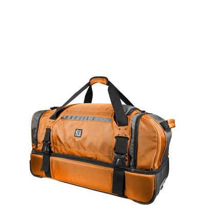 "FUL 30"" Road Runner Drop Bottom 2-Wheeled Travel Duffel"