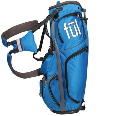 FUL Maverick Golf Bag in Blue/Gray
